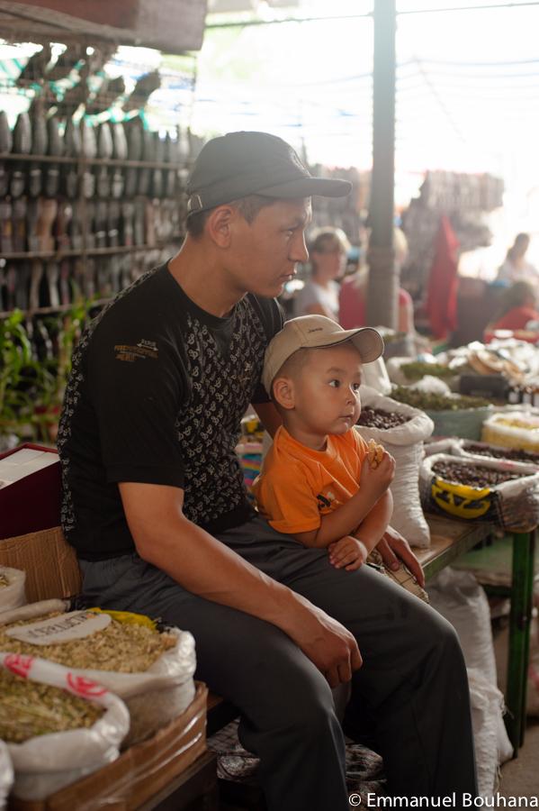 marché de Bichkek